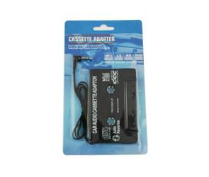 3.5mm AUX Jack adapter / transmitter cassette