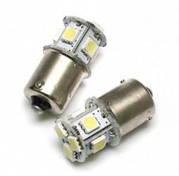 Car Bulb BA15S 8 LED SMD 5050