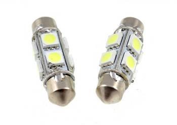 Car LED bulb C5W 8 SMD 5050 360st