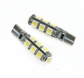 Car LED bulb W5W T10 5050 13 SMD CAN BUS