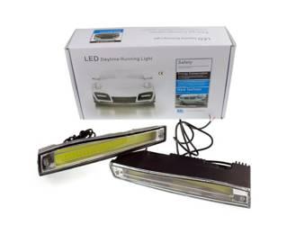 DRL 17 PREMIUM   COB LED light daytime running   800 lm