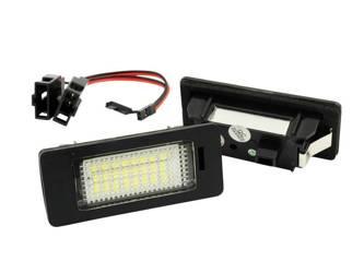 LHLP003S28 LED license plate light Audi Q5, VW TT, Skoda, Porsche, Seat