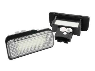 LP007S28 Mercedes W203, W211, W219 LED license plate light