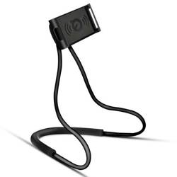 N005-Black   Universal stand   neck holder / selfie stick for the phone