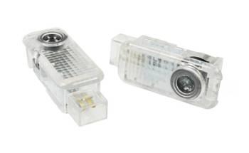 PMC-S4 projector LED LOGO dedicated SKODA