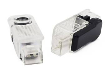 PMC-V4 LED LOGO projector dedicated AUDI B5 / B5 FL