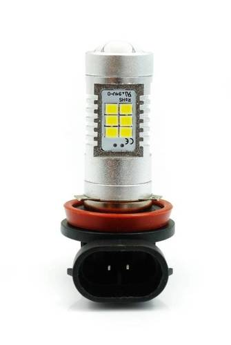 Car LED Bulb H9 H11 21 SMD 2835