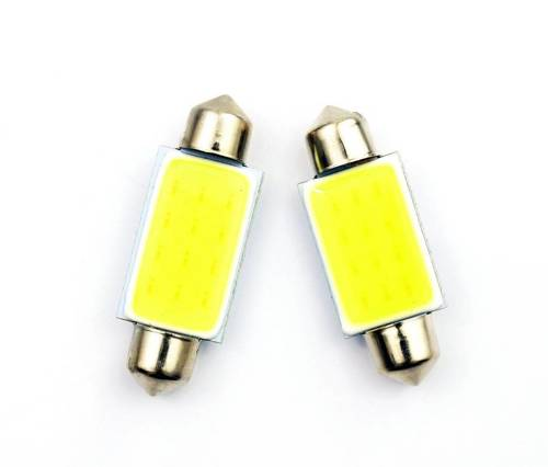 Car LED bulb C5W COB 3W HIGH POWER