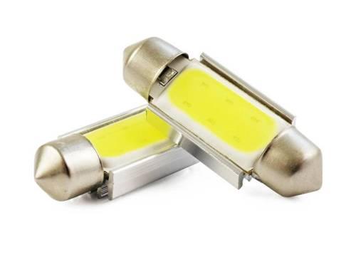 Car LED bulb C5W COB CANBUS
