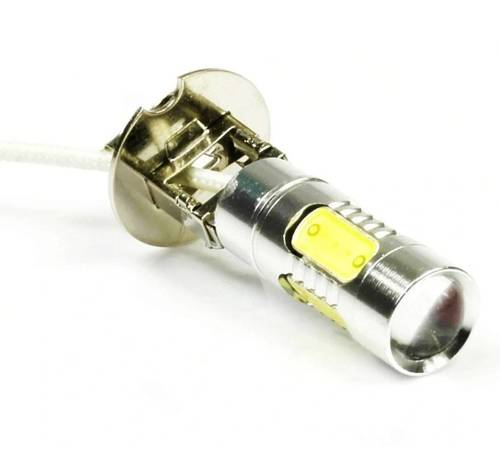 Car LED bulb H3 25W