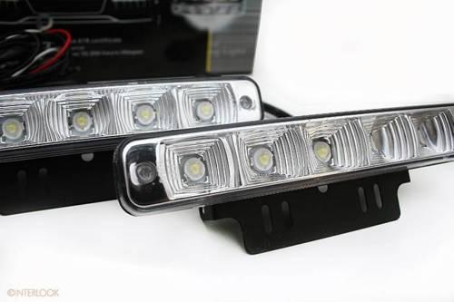 DRL 03 PREMIUM | HIGH POWER LED lights for daytime driving