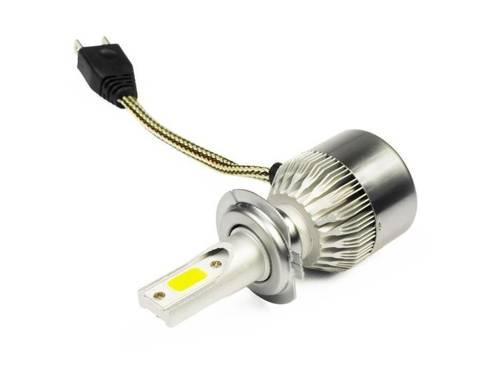 H4 LED bulb S9 sENsO COB 6000 lm - 1 piece - Version Motorcycle