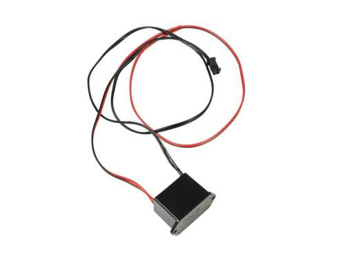 Kit - Optical Ambient Light El wire with inverter 12V | 3 meters