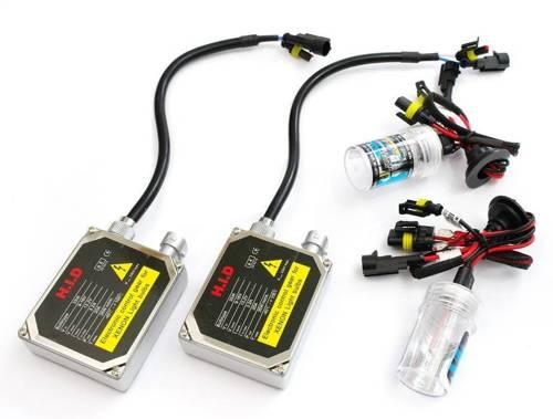 Lighting set Xenon DC H4 S / L