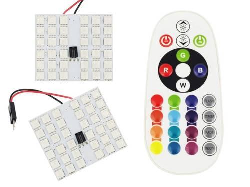 RGB SMD LED Panel 36 SMD 5050