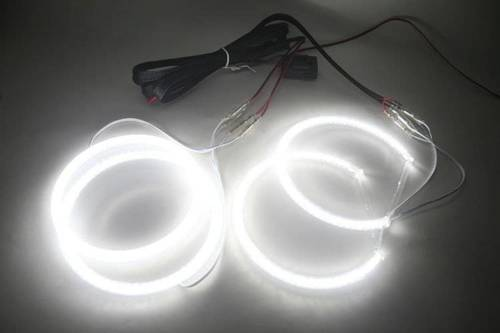 SMD LED rings kit for BMW E46 compact