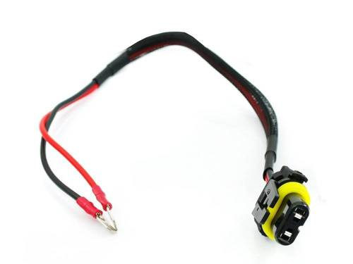 The power cord to the inverter HID XENON HB4