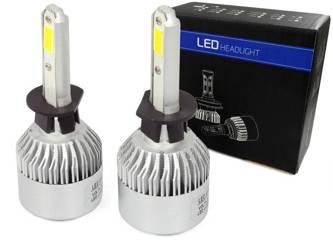 Abblendlicht-Lampe H7 C3 COB LED 3600lm