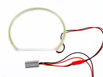 Angel-Eyes LED COB Halo Ringes Kit