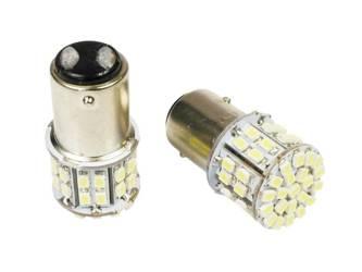 Auto-LED-Birne BA15S 50 SMD 1206