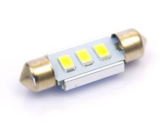 Auto LED-Birne C5W 3 SMD 5630