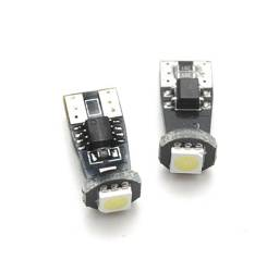 Auto-LED-Lampe W5W T10 5050 1 SMD CAN BUS
