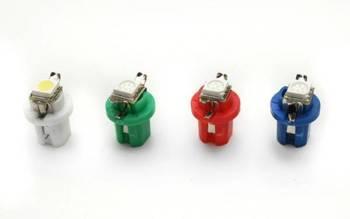 Automobil-LED-Lampe T5 R5 8.5d 1 SMD 5050