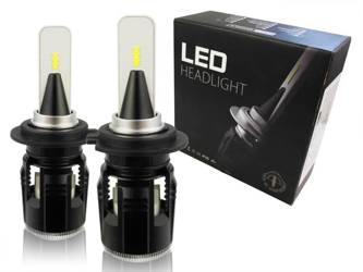 Eine Reihe von LED-Lampen H7 B6 SEOUL CSP 40W 12000 lm