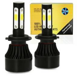 Eine Reihe von LED-Lampen H7 S4 COB 80W 16000 lm