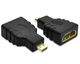 HA-D | Adapter HDMI auf HDMI Mini und Micro HDMI | 4K | 3D