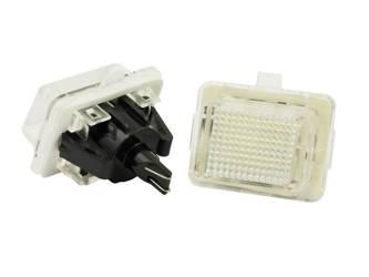 LP013S28 Hintergrundbeleuchtung LED-Kennzeichen Mercedes W204, W212, W216, W221
