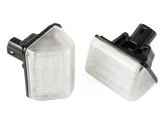 Lampen PZD0072 Kennzeichenbeleuchtung LED MAZDA CX-5, CX-7 Mazda 6