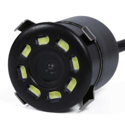 PZ404 | Die Rückfahrkamera 8 LED-Runde