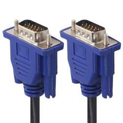 VG-1.5-1.5M   VGA-Kabel - VGA   D-SUB   FULL HD - 1080p   1,5 Meter
