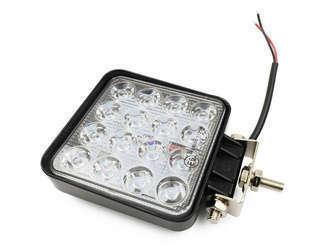 WL5048 | Arbeits-Licht 48W Quadrat WL5048
