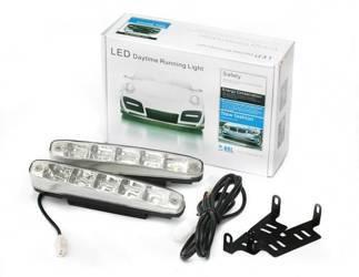 DRL 07 | Elliptisch LED-Tagfahrlicht