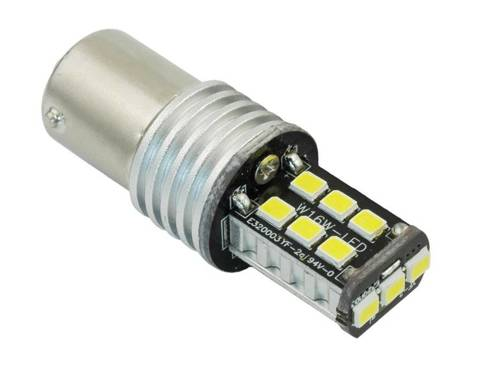 Auto-LED-Birne BA15S 15 SMD 2835