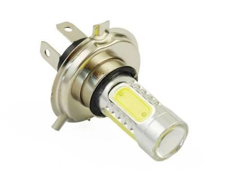 H4 Auto Birne COB LED 7,5W