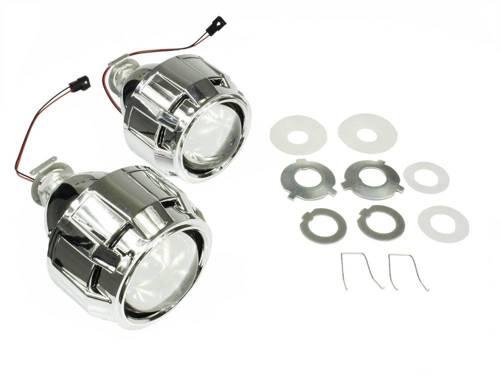 Kit-Objektive mit Adapter und Gitter E46