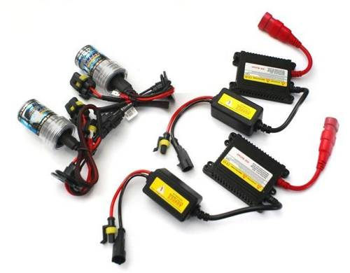 Xenon-Scheinwerfer-Kit H8 / H9 / H11 HID SLIM DC
