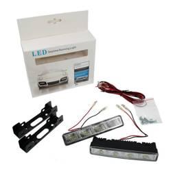 DRL 14 PREMIUM   Światła HIGH POWER LED do jazdy dziennej   najmniejsze