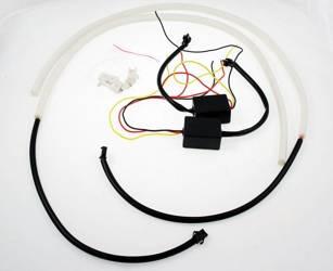 DRL 16 PREMIUM   Światła LED do jazdy dziennej   elastyczne   LED Stripe Lights