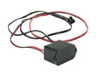 Inverter / przetwornica do światłowodu Ambient Light El Wire