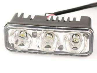 Lampa robocza 9W podłużna Spot