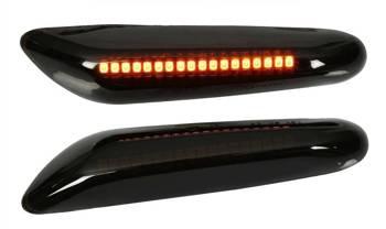 PL18010B5-D-T10   Lampki kierunkowskazów bocznych LED zasilane z W5W   dynamiczne   do BMW E36, E46, E90 E91 E92 E93, E60 E61, E81 E82 E87 E88