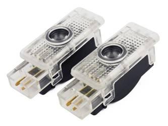PMC-BZ6 LED LOGO Projektor dedykowany Mercedes-Benz C W203 CLK W209 SLK R171 SLR R199 W240