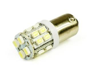 Żarówka 24V LED BA9S 20 SMD 1206
