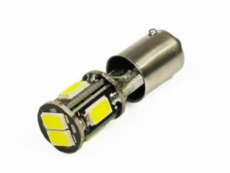 Żarówka samochodowa LED BA9S 6 SMD 5630 CAN BUS