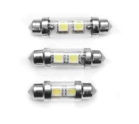 Żarówka samochodowa LED C5W 2 SMD 5050