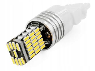 Żarówka samochodowa LED T25 45 SMD 4014